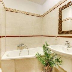 Апартаменты Lion Apartments -Colonial ванная