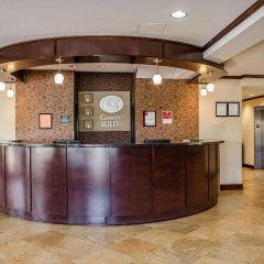 Отель Comfort Suites Saraland интерьер отеля