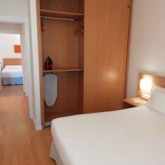 Отель Aura Park Fira Barcelona Испания, Оспиталет-де-Льобрегат - 1 отзыв об отеле, цены и фото номеров - забронировать отель Aura Park Fira Barcelona онлайн комната для гостей фото 2