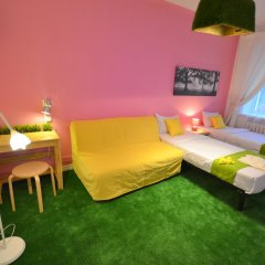 Мини-отель Лето Екатеринбург комната для гостей фото 6