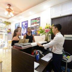 Hanoi Golden Hostel спа