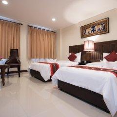 Отель True Siam Rangnam Бангкок комната для гостей фото 5