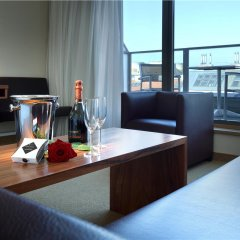 Отель Eurostars Embassy Вена в номере