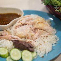 Pama House Boutique Hostel Бангкок питание фото 3