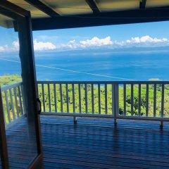 Отель Over The Horizon - Near Savusavu Farmers' Market Савусаву балкон