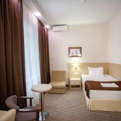 Гостиница BISHOTEL в Липецке 2 отзыва об отеле, цены и фото номеров - забронировать гостиницу BISHOTEL онлайн Липецк комната для гостей фото 4