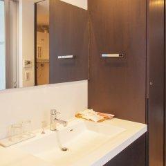 Отель Kariyushi Condominium Resort Onna Maeda Base Центр Окинавы ванная
