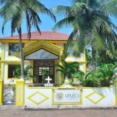 Отель Spazio Leisure Resort Гоа бассейн фото 2