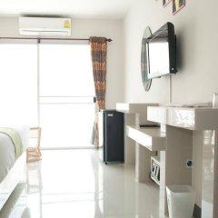 Отель Pattaya Noble Place 1 удобства в номере