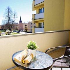 Отель Alanga Hotel Литва, Паланга - 5 отзывов об отеле, цены и фото номеров - забронировать отель Alanga Hotel онлайн балкон