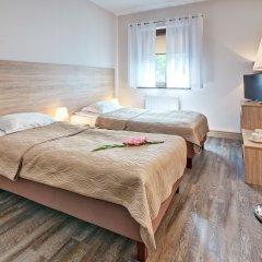 Отель Villa Vrest Гданьск комната для гостей