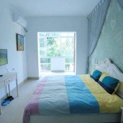 Отель Xiamen Zenguocan Sea Sleep Seaview Villa Китай, Сямынь - отзывы, цены и фото номеров - забронировать отель Xiamen Zenguocan Sea Sleep Seaview Villa онлайн комната для гостей фото 3