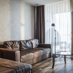 Гостиница M1 club Одесса комната для гостей