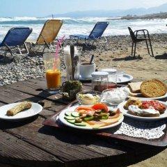 Апартаменты Iliostasi Beach Apartments питание