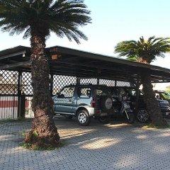 Отель La Panoramica Генуя парковка