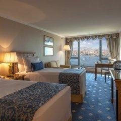 Отель InterContinental Istanbul комната для гостей фото 2