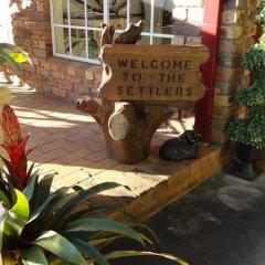 Отель Alstonville Settlers Motel фото 8