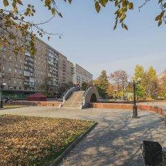 Апартаменты GM Apartment Ukrainskiy Bulvar 6 спортивное сооружение