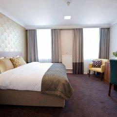 Отель Best Western Mornington Hotel London Hyde Park Великобритания, Лондон - 1 отзыв об отеле, цены и фото номеров - забронировать отель Best Western Mornington Hotel London Hyde Park онлайн комната для гостей