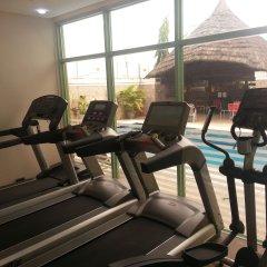Отель Swiss International Mabisel Port Harcourt Нигерия, Порт-Харкорт - отзывы, цены и фото номеров - забронировать отель Swiss International Mabisel Port Harcourt онлайн фитнесс-зал