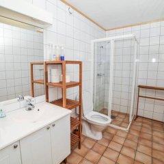 Отель Nordseter Apartments Норвегия, Лиллехаммер - отзывы, цены и фото номеров - забронировать отель Nordseter Apartments онлайн ванная