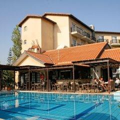 Отель Anais Bay Протарас фитнесс-зал