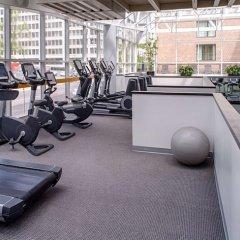 Отель Hyatt Regency Washington on Capitol Hill фитнесс-зал фото 2