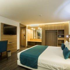 Отель Fredj Hotel and Spa Марокко, Танжер - отзывы, цены и фото номеров - забронировать отель Fredj Hotel and Spa онлайн сейф в номере