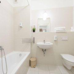 Отель Prince Apartments Венгрия, Будапешт - 4 отзыва об отеле, цены и фото номеров - забронировать отель Prince Apartments онлайн ванная