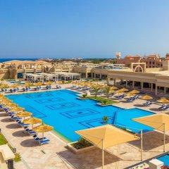 Отель Aqua Vista Resort & Spa Египет, Хургада - 1 отзыв об отеле, цены и фото номеров - забронировать отель Aqua Vista Resort & Spa онлайн бассейн