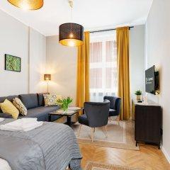 Отель Kramarska Lux - Friendly Apartments Польша, Познань - отзывы, цены и фото номеров - забронировать отель Kramarska Lux - Friendly Apartments онлайн комната для гостей фото 5