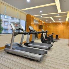 Апартаменты New Harbour Service Apartments фитнесс-зал фото 4