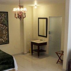Отель del Angel Мексика, Гвадалахара - отзывы, цены и фото номеров - забронировать отель del Angel онлайн удобства в номере фото 2