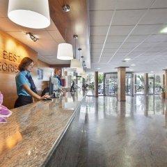 Отель Best Complejo Negresco Испания, Салоу - 8 отзывов об отеле, цены и фото номеров - забронировать отель Best Complejo Negresco онлайн интерьер отеля фото 3