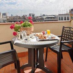 Отель Roger De Lluria Барселона балкон