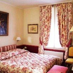 Отель EXELMANS Париж сейф в номере