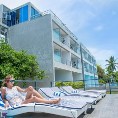 Отель VIlla Thawthisa бассейн фото 3