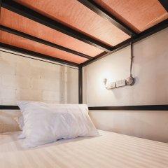 Nivas Siam Hostel Бангкок комната для гостей фото 3