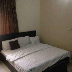 Отель Ekulu Green Guest House Нигерия, Энугу - отзывы, цены и фото номеров - забронировать отель Ekulu Green Guest House онлайн комната для гостей фото 3