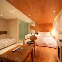 Отель Amare Южная Корея, Сеул - отзывы, цены и фото номеров - забронировать отель Amare онлайн комната для гостей фото 5