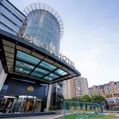 Dijon Hotel Shanghai Hongqiao Airport бассейн