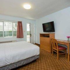 Отель Jerry's Motel США, Лос-Анджелес - отзывы, цены и фото номеров - забронировать отель Jerry's Motel онлайн комната для гостей фото 4
