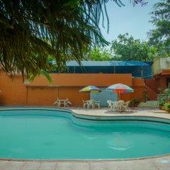 Отель Vaishali Hotel Непал, Катманду - отзывы, цены и фото номеров - забронировать отель Vaishali Hotel онлайн бассейн фото 2