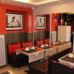 Отель Hôtel des Buttes Chaumont интерьер отеля фото 3