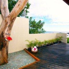 Отель Yasawa Island Resort & Spa парковка