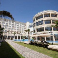 Отель Sousse Palace Сусс приотельная территория