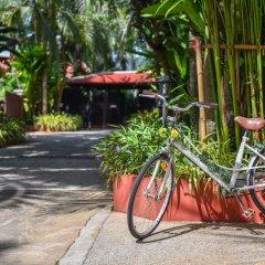 Отель Вилла Boutique Resort Private Pool спортивное сооружение