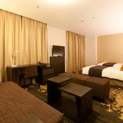 Toyama Excel Hotel Tokyu Тояма комната для гостей фото 3