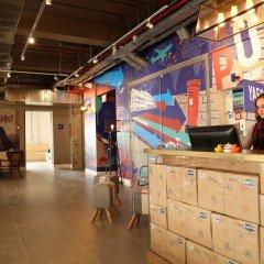 The Post Hostel Израиль, Иерусалим - 3 отзыва об отеле, цены и фото номеров - забронировать отель The Post Hostel онлайн интерьер отеля фото 2