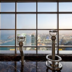 Jumeirah at Etihad Towers Hotel фитнесс-зал